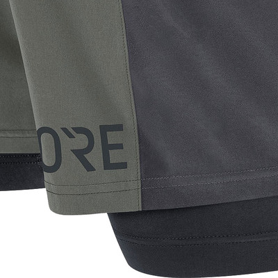 Gore R7 2in1 Running Shorts - SS19