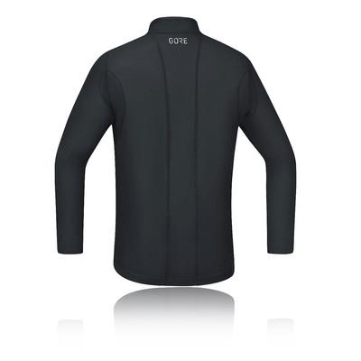 Gore R3 Long Sleeve Running Zip Shirt - AW19