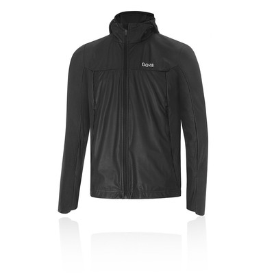 Gore R5 Gore-Tex Infinium Soft Lined Hooded Jacket - AW19