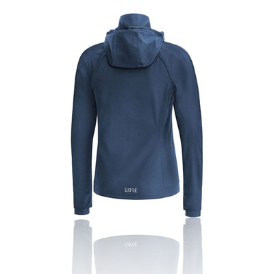 Gore R3 Windstopper Zip-Off para mujer chaqueta