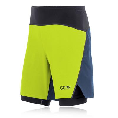 GORE R7 2 en 1 pantalones cortos - SS20