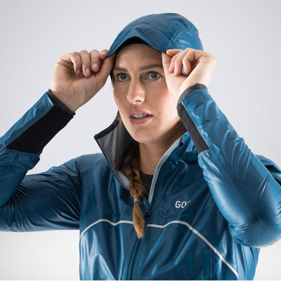 GORE R7 GORE-TEX ShakeDry Trail Women's Hooded Jacket - AW19