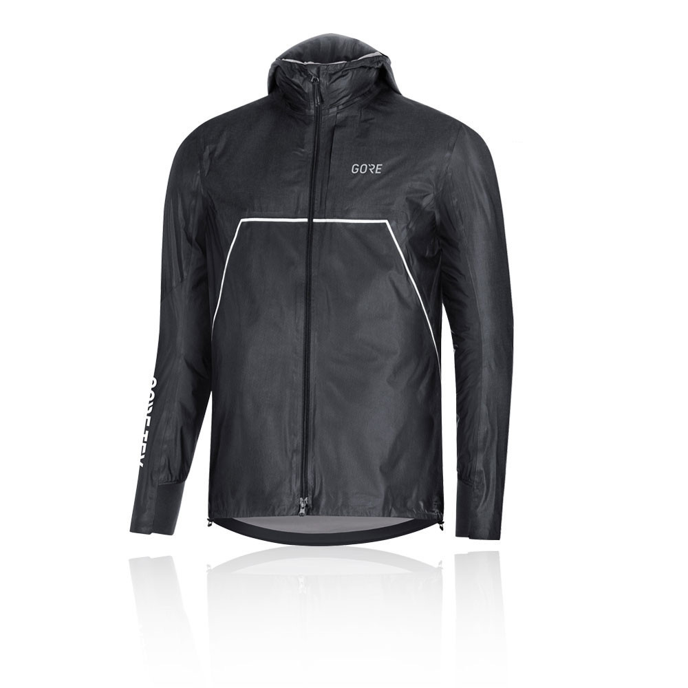 Gore R7 GORE-TEX Shakedry Trail Hooded Running Jacket - SS21
