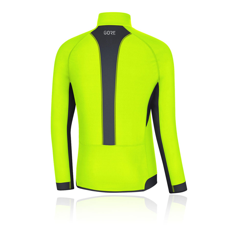 Gore R3 Partial Windstopper Shirt SS20