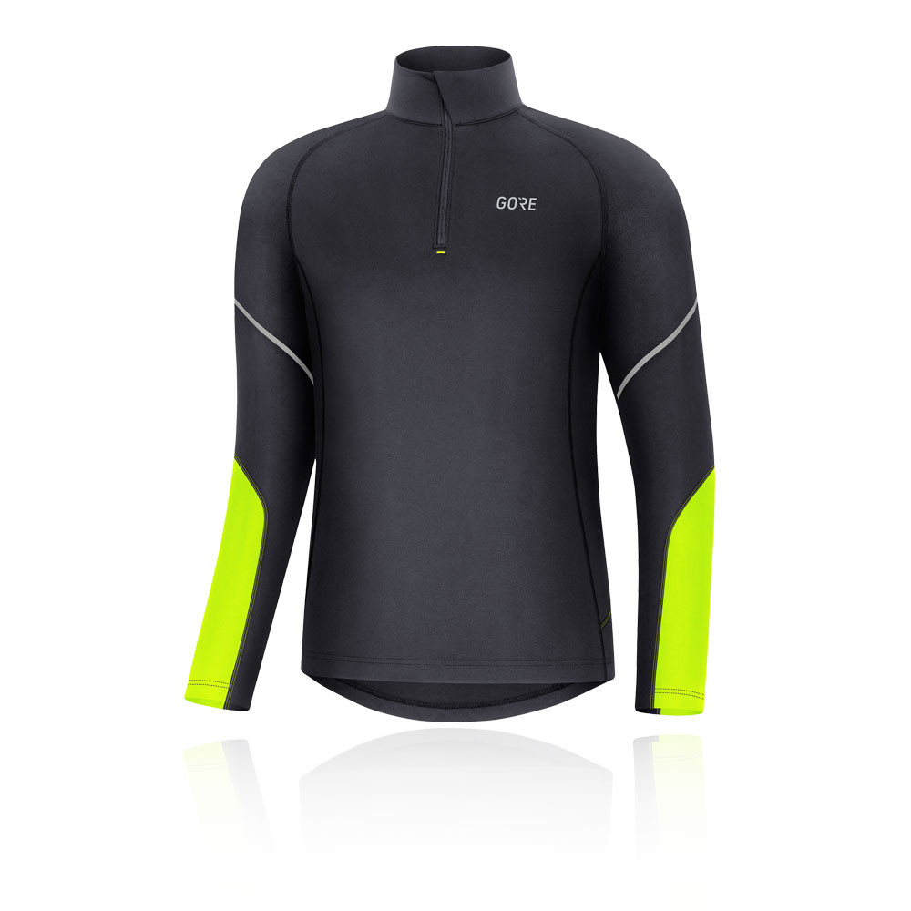 Gore M MID Long Sleeve Zip Shirt - AW19