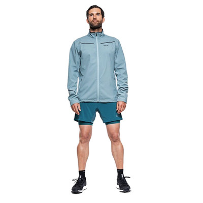GORE R3 Partial GORE-TEX Hooded Jacket - SS21
