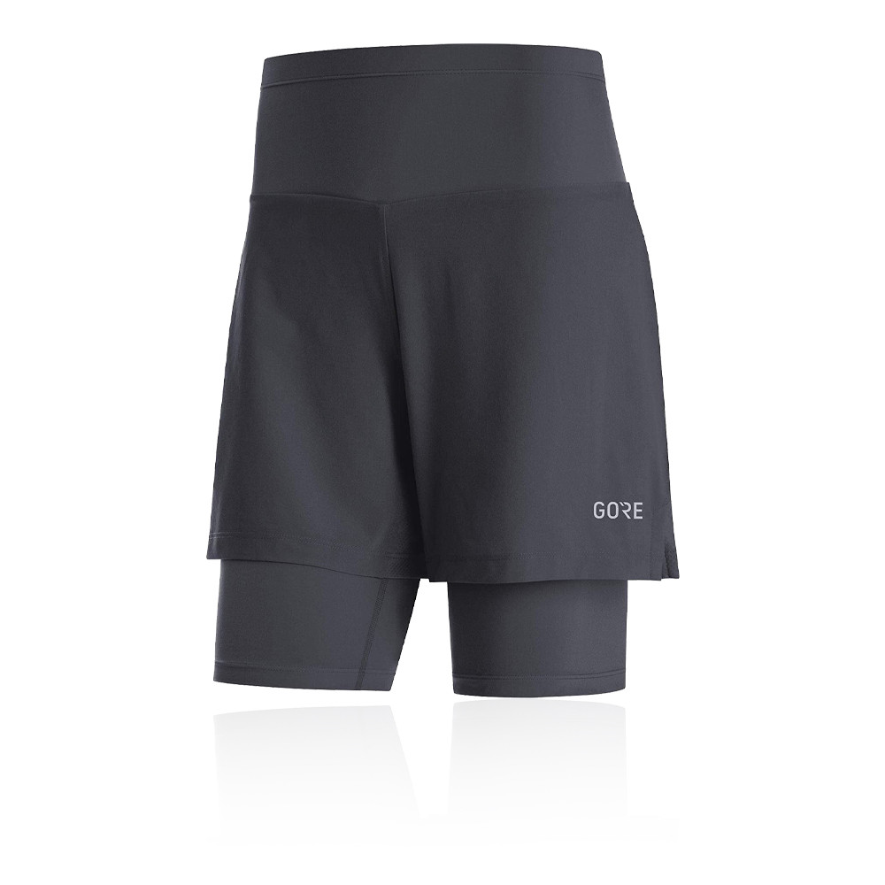 GORE R5 2 in 1 Women's Running Shorts - AW20
