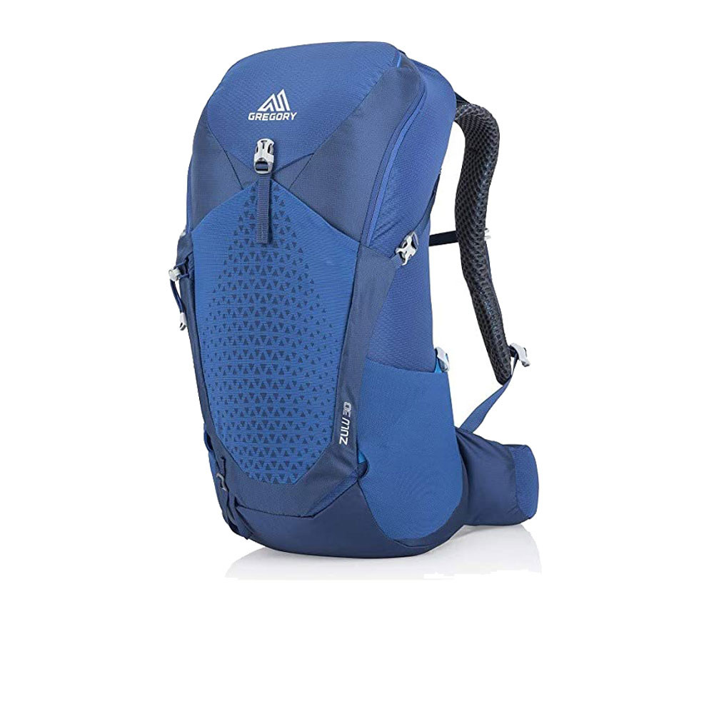 Gregory Herren Zulu 30 Rucksack Blau Sport Outdoor Wandern Atmungsaktiv