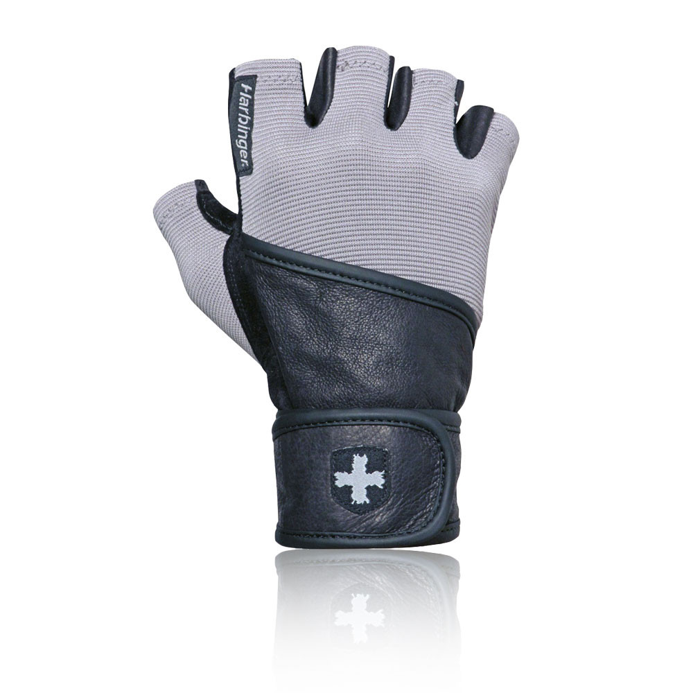 Harbinger Womens Wristwrap Gloves: Harbinger Classic Training Wristwrap Gloves