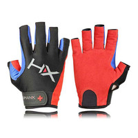 Harbinger X3 Competition 3/4 Finger Training Gloves
