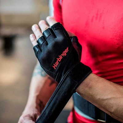 Harbinger Pro Wristwrap guantes - AW19