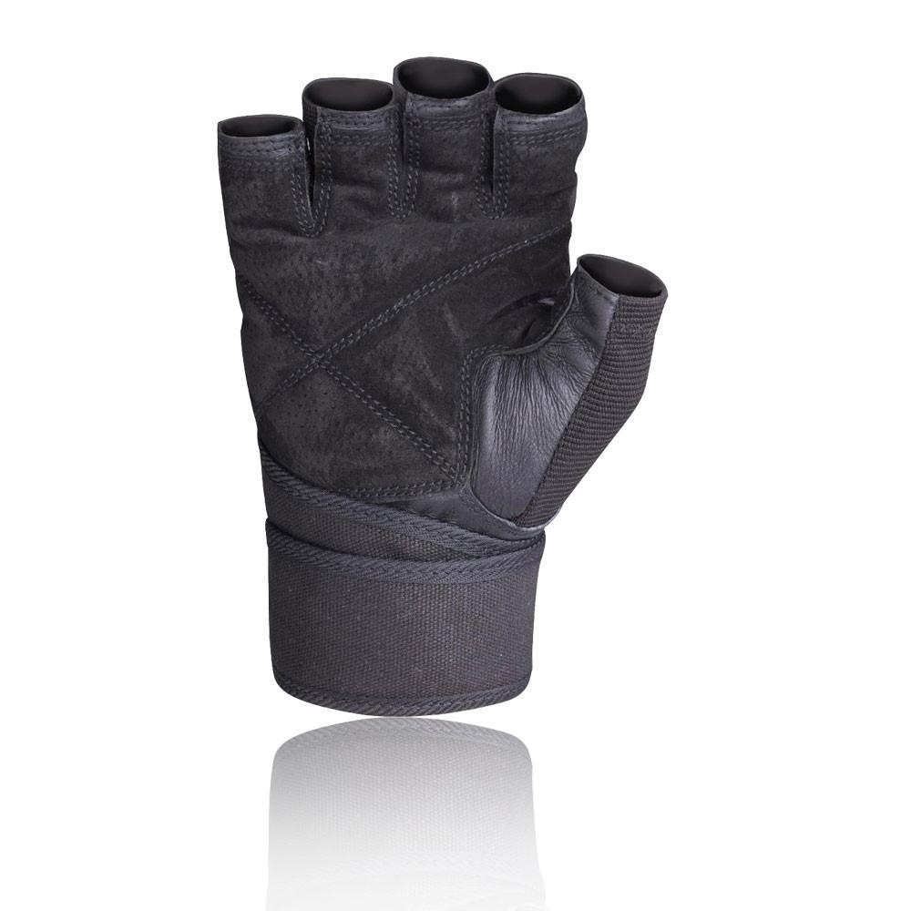 Harbinger Womens Wristwrap Gloves: Harbinger Pro Training Wristwrap Gloves
