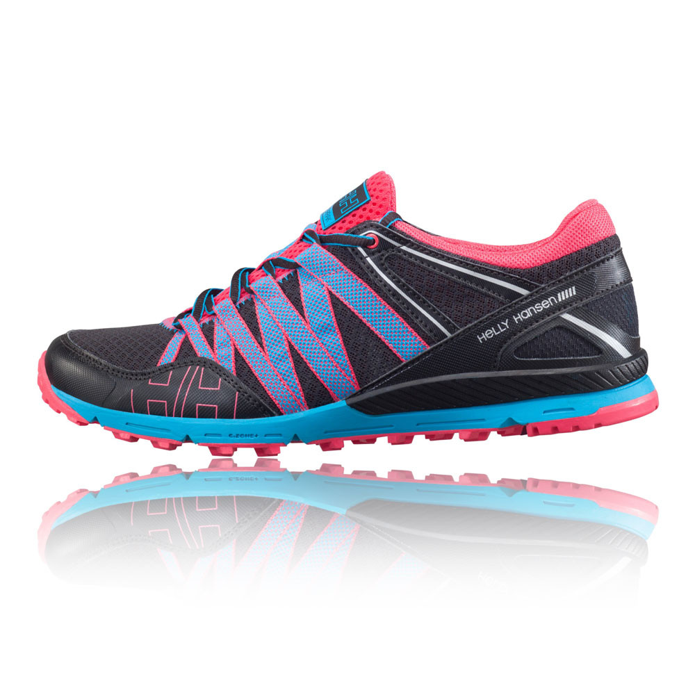 Image is loading Helly-Hansen-Terrak-Womens-Black-Trail-Running-Sports-