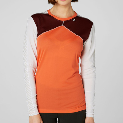 Helly Hansen HH para mujer Lifa Crew baselayer  Top