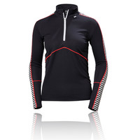 Helly Hansen HH Women's 1/2 Zip Lifa Baselayer Top - AW18