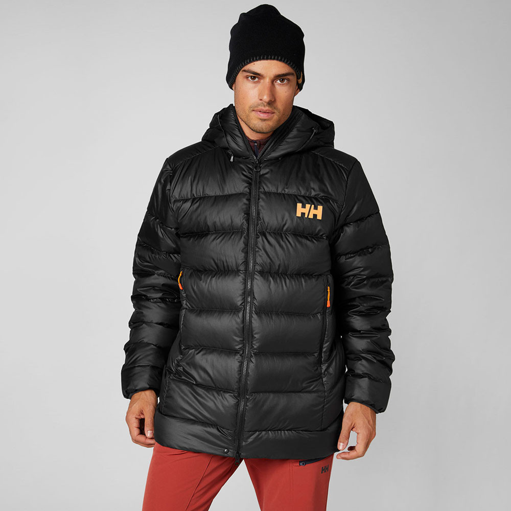 207a349a8e If you like to venture outdoors no matter what the weather, the Helly  Hansen Vanir Glacier Down Jacket is for you.