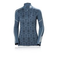 Helly Hansen HH Lifa Active Graphic Women's 1/2 Zip Top - AW18