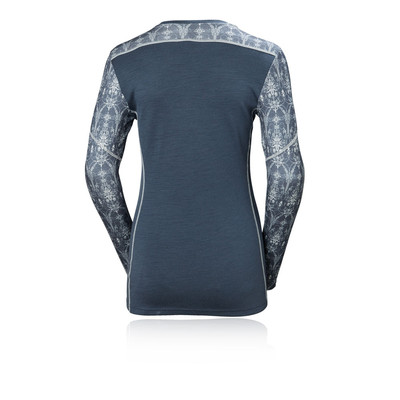 Helly Hansen HH Lifa Merino Graphic Women's Crew Top