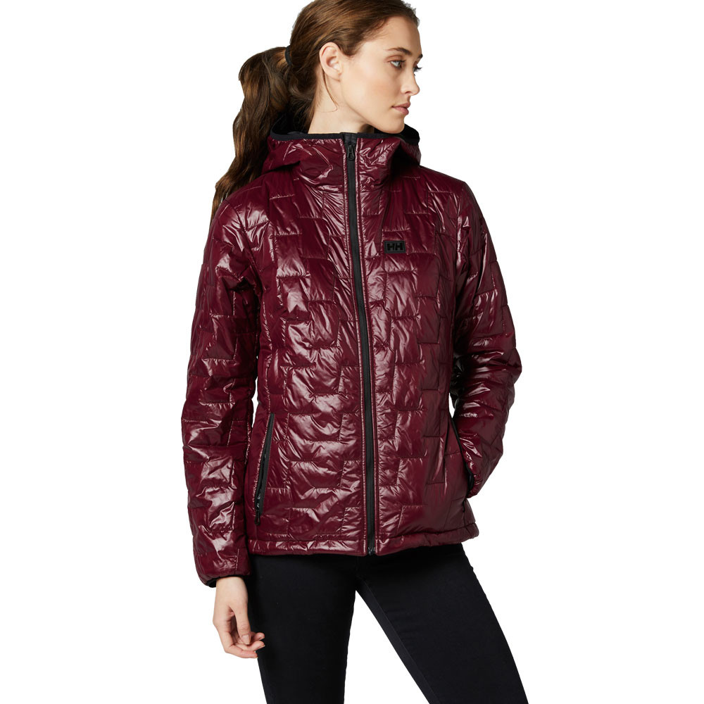 Helly Hansen Lifaloft Insulator Damen Hooded jacke