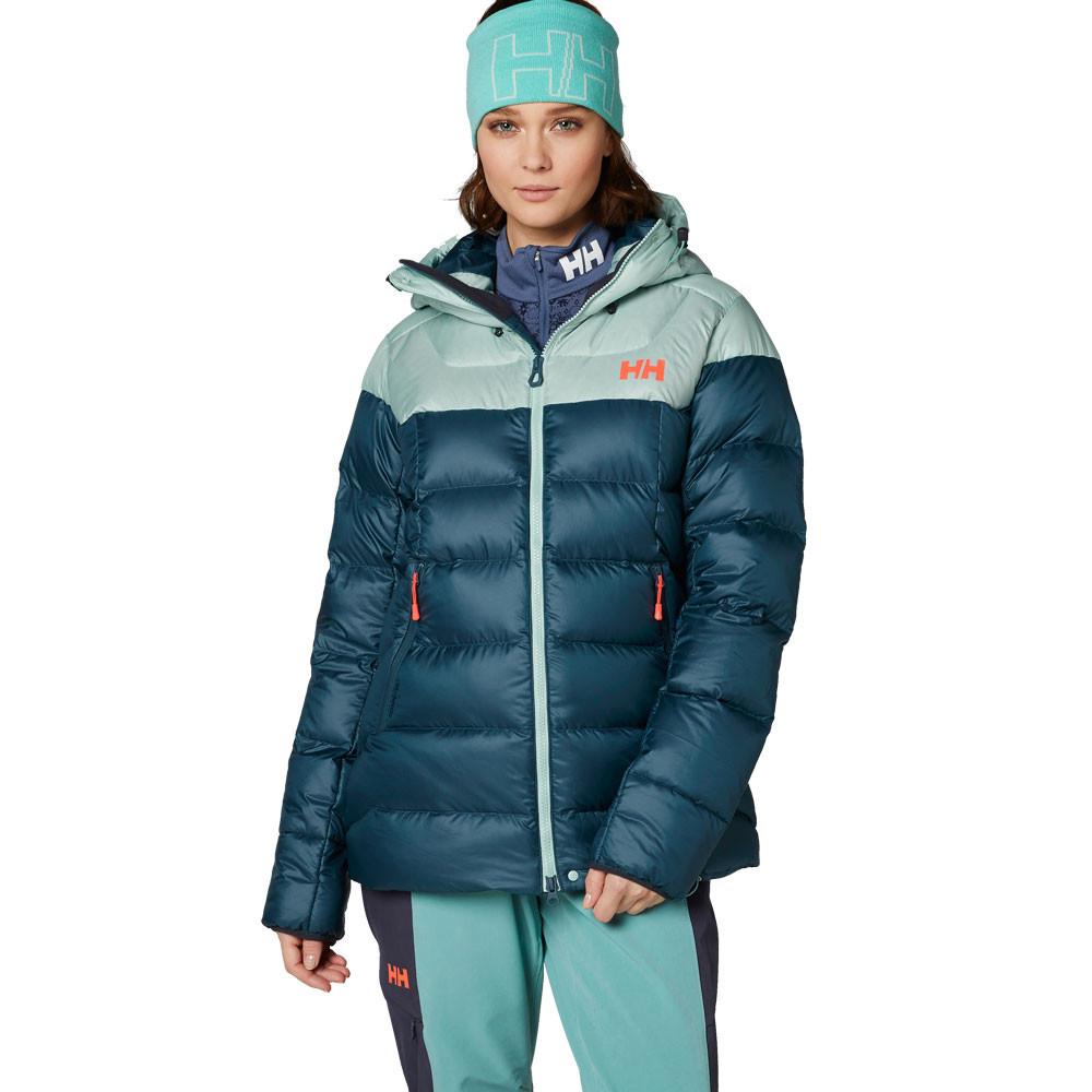 be9cbccbe1a Helly Hansen Vanir Glacier Women's Down Jacket   SportsShoes.com