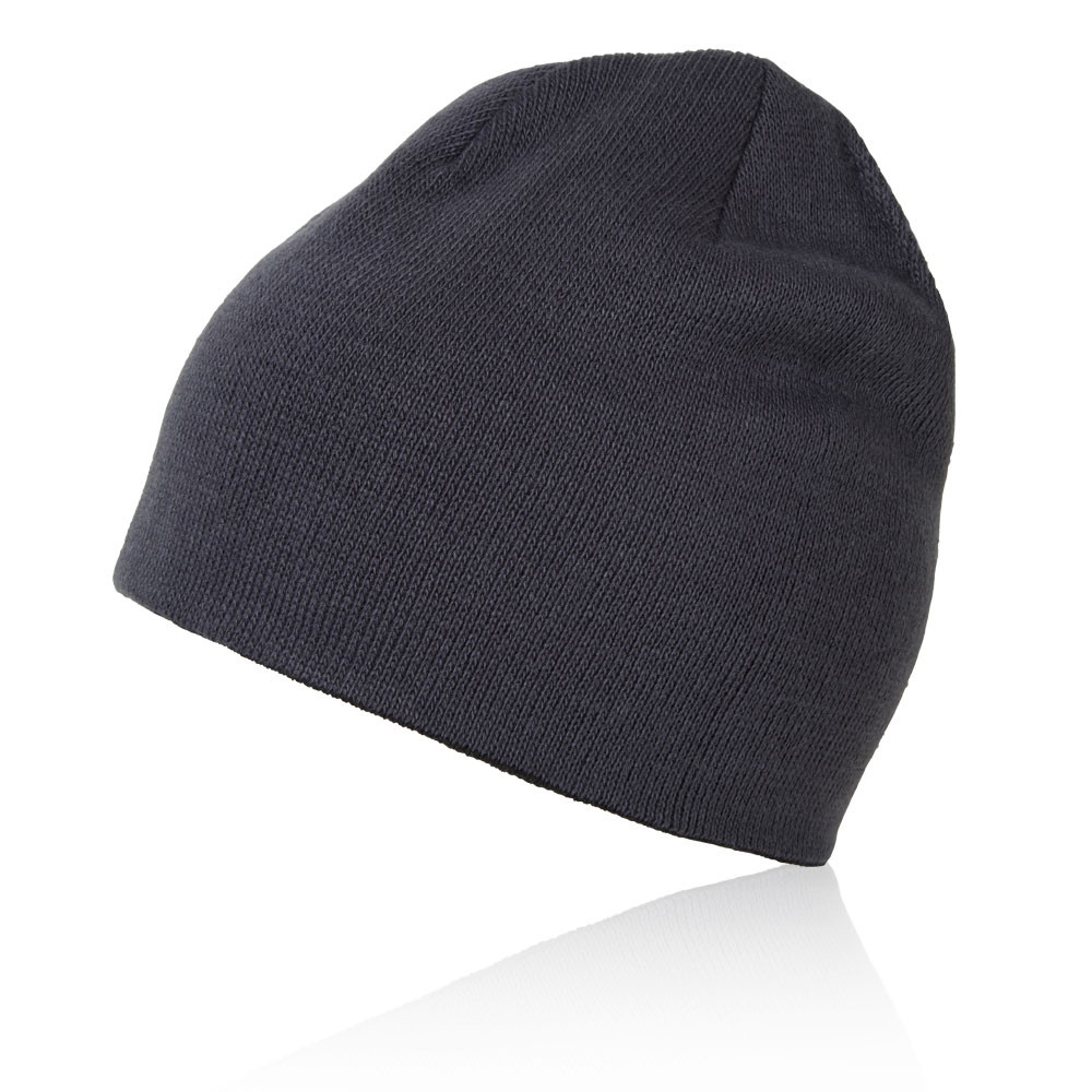 6bc0abbb803 Helly Hansen Unisex Outline Reversible Beanie Black Navy Blue Sports  Outdoors