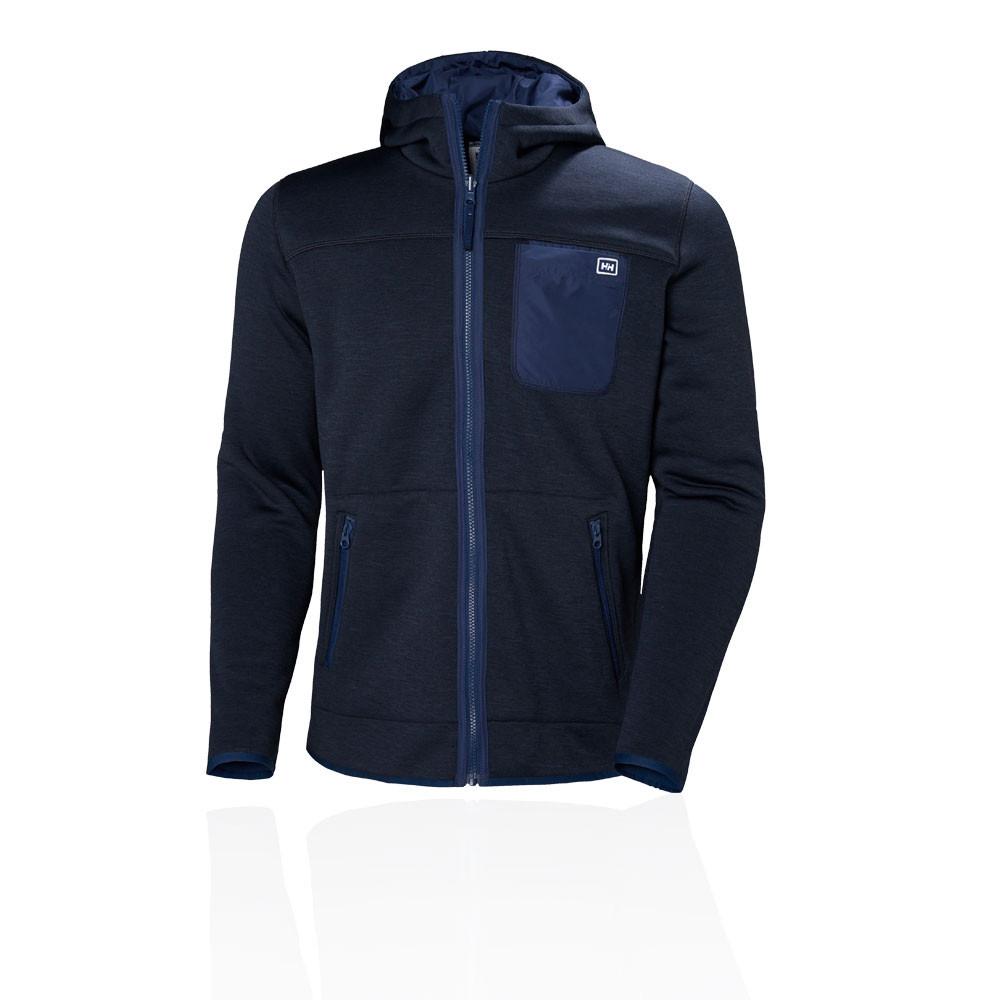Helly Hansen Verket Reversible Pile Waterproof Hooded Jacket