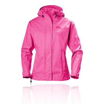 Helly Hansen Loke para mujer impermeable Hooded chaqueta