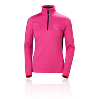 Helly Hansen  Phantom Women's Mesh 1/2 Zip Long Sleeve Midlayer - SS19