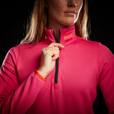 Helly Hansen Phantom Mesh Half Zip Women's Top