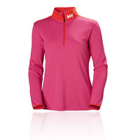 Helly Hansen Rapid Women's 1/2 Zip Long Sleeve Top - SS19