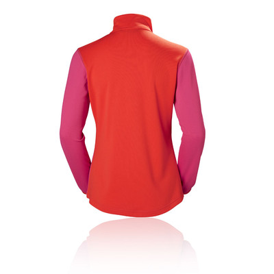 Helly Hansen Rapid Women's Half Zip Long Sleeve Top - SS19