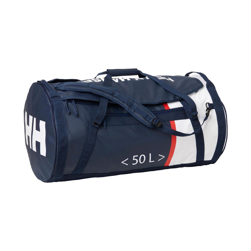 Helly Hansen Unisex HH Duffel Bag 2 70L Blue Sports Water Resistant Lightweight