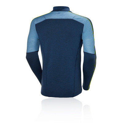 Helly Hansen HH Lifa Merino top con mezza zip - AW19