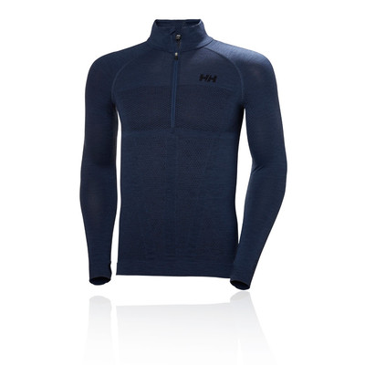 Helly Hansen H1 Pro Lifa sin costuras top de media cremallera  - AW19
