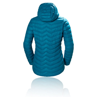 Helly Hansen Verglas Hooded Down Insulator para mujer chaqueta - AW19