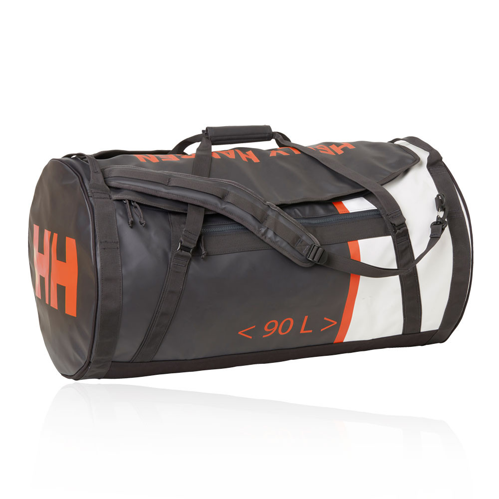Helly Hansen Unisex HH Duffel Bag 2 70L Blue Sports Water Resistant Lightweight