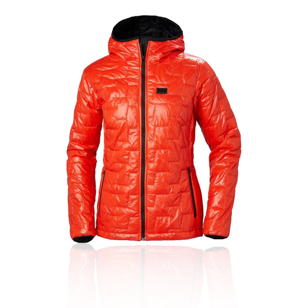 Helly Hansen Lifaloft Insulator per donna Hooded giacca
