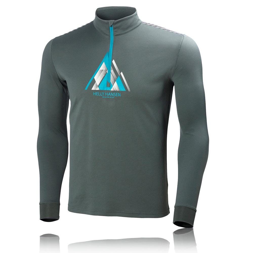Helly Hansen HH camisetas Active Flow Top sudadera con cremallera