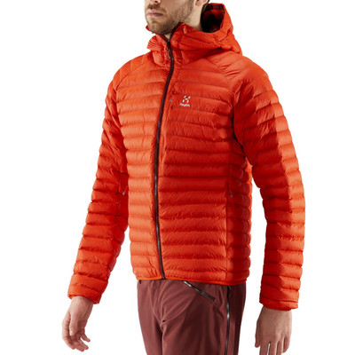 Haglofs Essens Mimic Hooded chaqueta - SS20