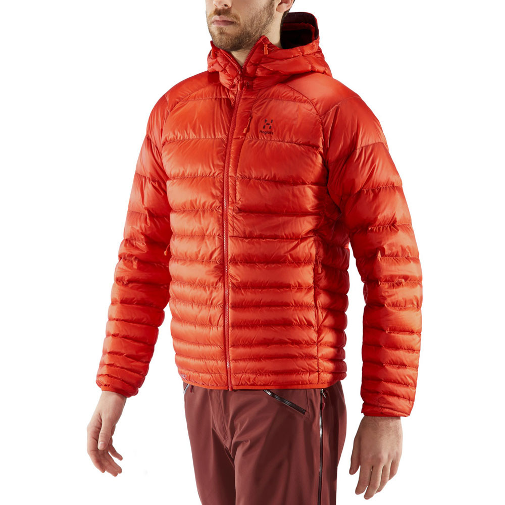 Haglofs Essens Hooded Down giacca AW19
