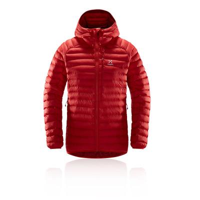 Haglofs Essens Mimic para mujer Hooded chaqueta - SS20