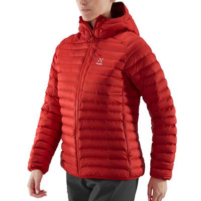 Haglofs Essens Mimic para mujer Hooded chaqueta - AW19