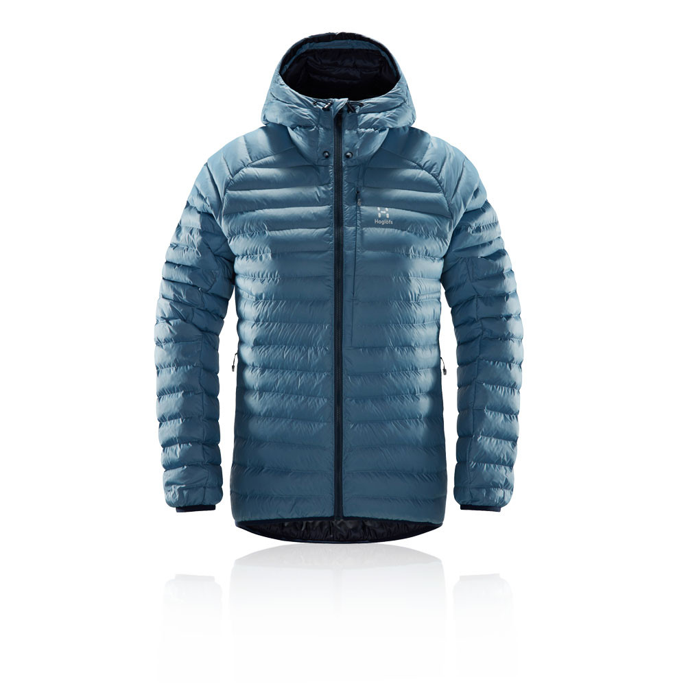 Haglofs Essens Mimic Women's Hooded Jacket - AW19