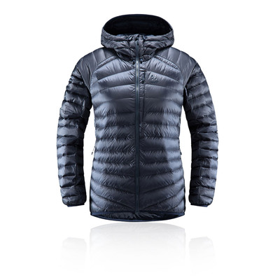 Haglofs Essens Down Women's Hooded Jacket - AW19