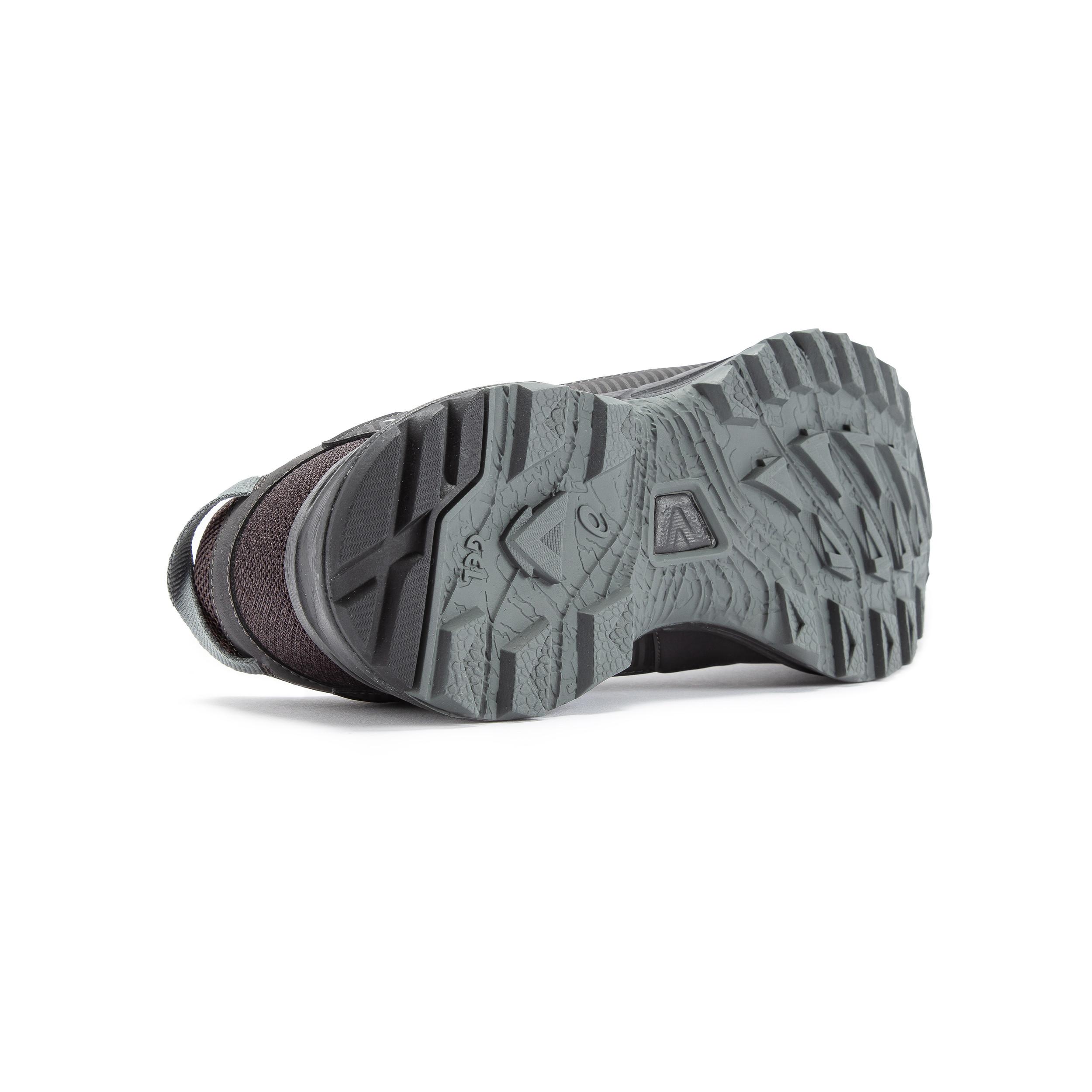 miniature 42 - Haglofs Mens Trail Fusible Chaussures de marche-Noir Sport Extérieur Respirant
