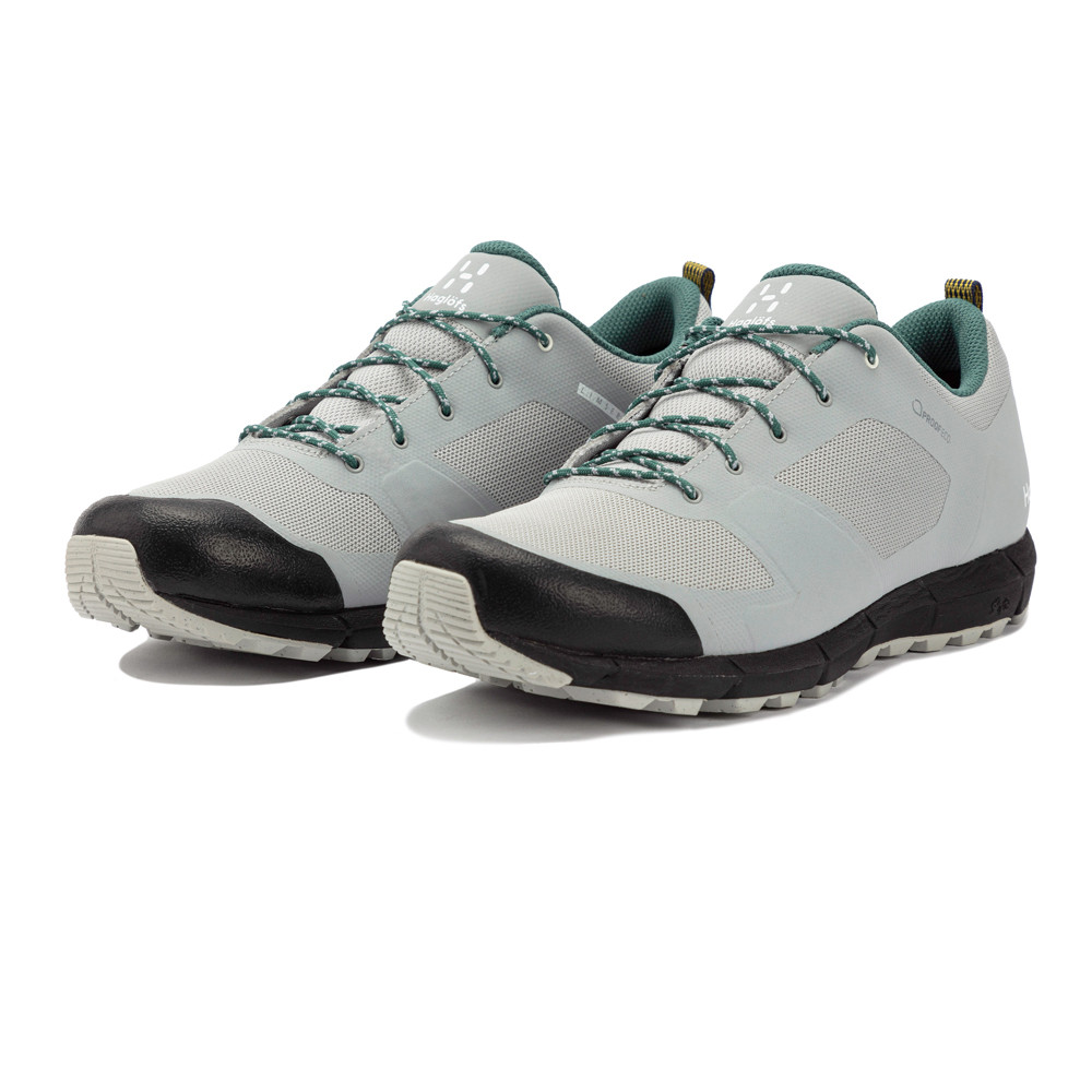 Haglofs Womens L.I.M Low Proof Eco Walking Shoes - White Spo