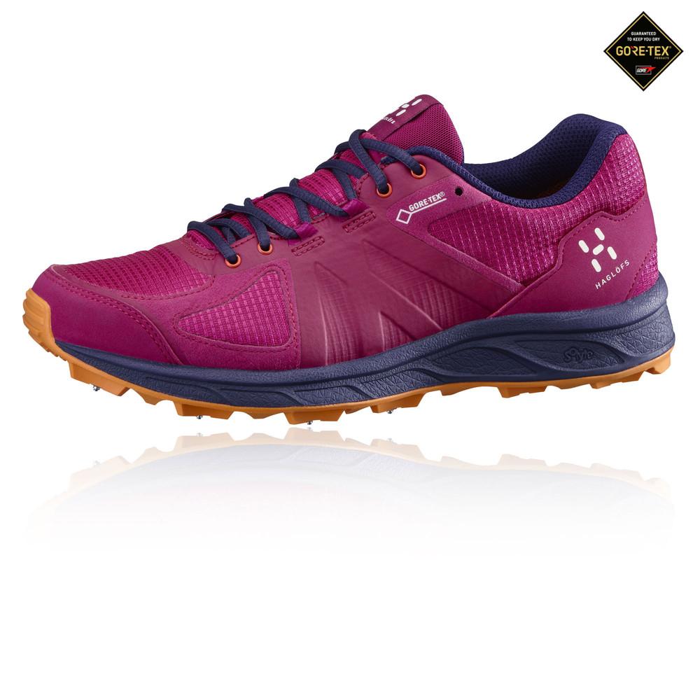 Haglofs Gram mujer clavo II GORE TEX para mujer Gram trail zapatillas de d20a14