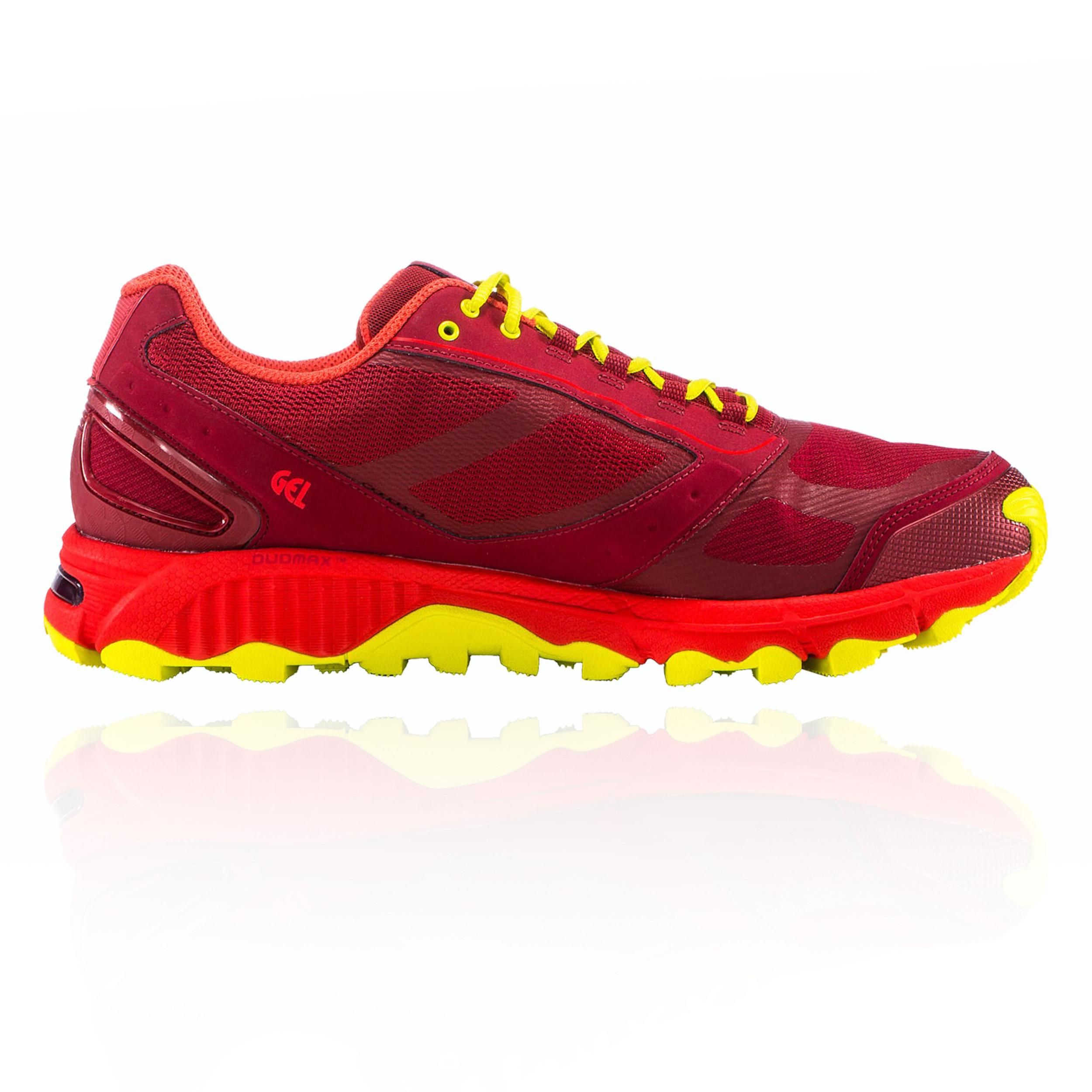 Gram Trainers Mens Trail Haglofs Shoes Running Red Gravel Sneakers cS3RL4q5Aj