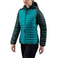 Haglofs Essens Mimic para mujer Hooded chaqueta - AW18