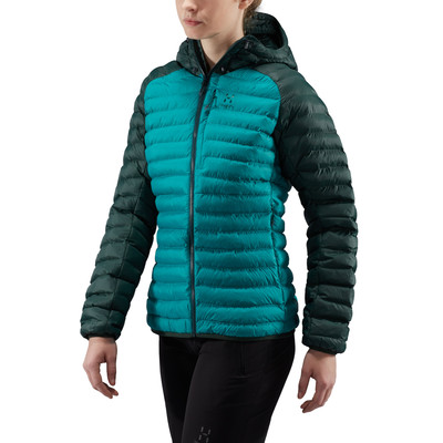 Haglofs Essens Mimic Women's Hooded Jacket